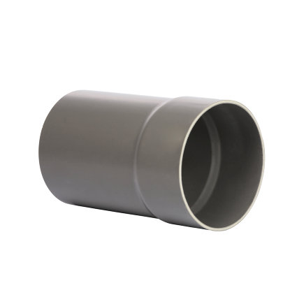 PVC-Schiebemuffe, für Langmuffe, grau, KOMO, 40mm