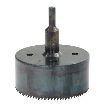 Fraisboor voor keilinlaat, diameter boorgat 168 mm