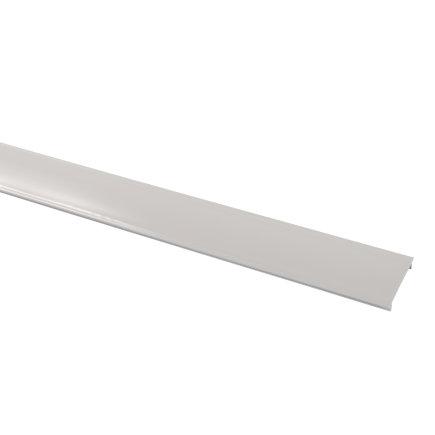 Adurolight® Titan blindkap t.b.v. Titan, l = 148 cm, b = 6,5 cm, h = 1 cm