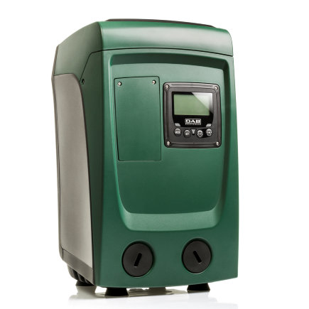 "DAB drukverhogingspomp, E.sybox mini, incl. onderdrukbeveiliging, Kiwa, 230 V, 2x 1"" binnendraad  default 435x435"