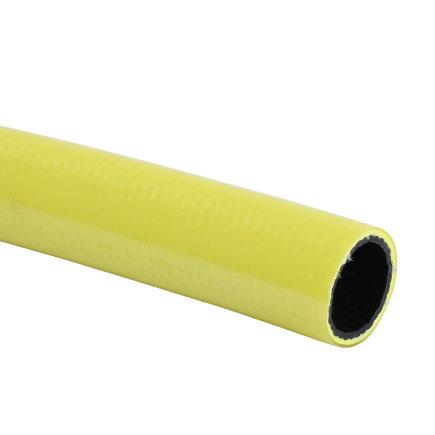Alfaflex ATH pvc tuinslang, gewapend, 5-laags, geel, inwendig 25 mm, l = 25 m