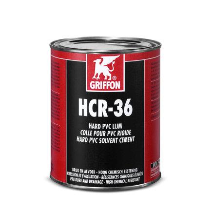 Griffon Hart-PVC-Kleber, HCR-36, Dose à 500ml