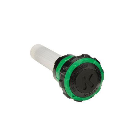 K-Rain roterende nozzle voor pop-up sproeier, serie NPS en Pro-S, type 100-, 80°-360°, groen