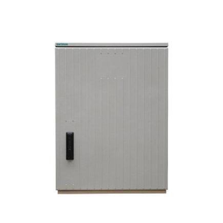 Geyer kast, polyester, lichtgrijs, IP44, GR1/1080, 1080 x 785 x 635 mm, inclusief montageplaat