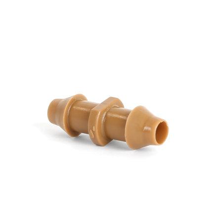 Netafim Schlauchverbinder, 8x8mm, für Tropfbewässerungsschlauch 8mm, VE: 10Stück