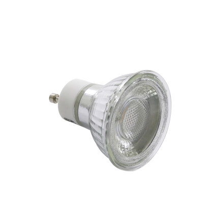 Adurolight® Quality Line led spot, Lumio, dimbaar, GU10, 3,5 W, 2700 K