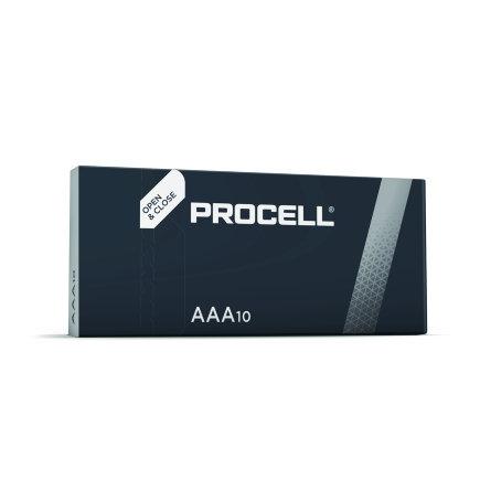 Duracell Procell alkaline batterij, Micro/AAA, doos à 10 stuks