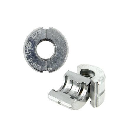 Bonfix Alu-pers insert voor losse persbek, TH-profiel, 14 mm