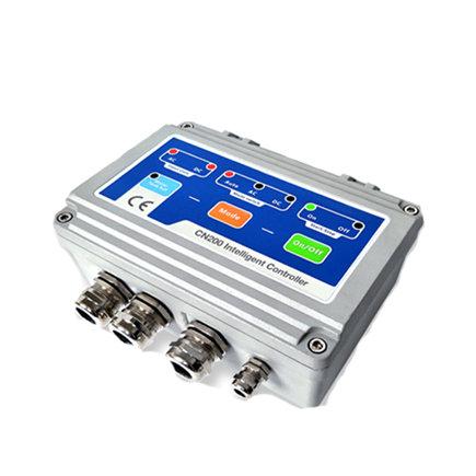 LEO Solar hybride intelligente controller, type CN200