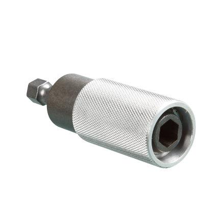 TECElogo snelkoppeling voor kalibratie- en afschuingereedschap, 16 - 25 mm