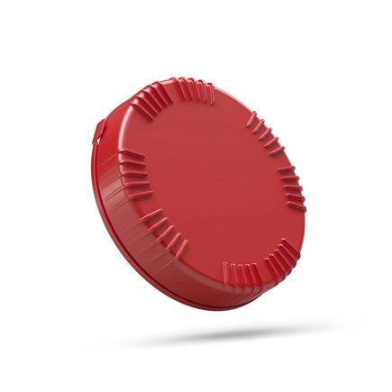Deckel für Packo Schraubdeckeldose, rot, 300–1.300 ml