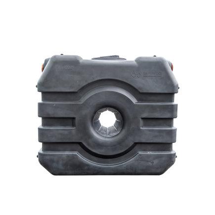 Regenwassertank, ModellRH1500, Polyethylen, 1500Liter, 170x75x147 cm, unterirdisch