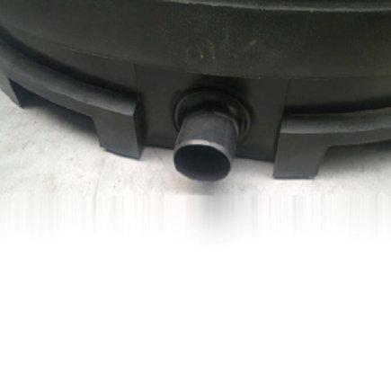 Anschluss/Kupplung für Regenwassertank, PE, Aufpreis, geschweißt, Ø110mm