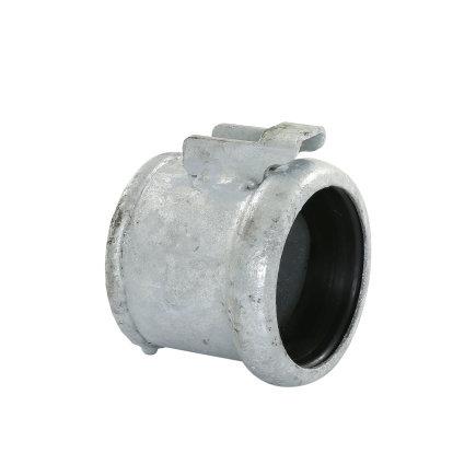 Dallai Verschlusskappe, Modell Ci, verzinkt, Ø=50mm