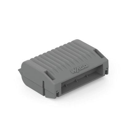 Wago gelbox voor lasklemmen, t.b.v. serie 221 en 2273, geschikt tot 4 mm², type 2