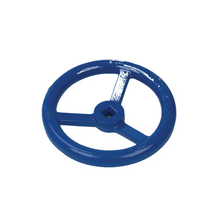 AVK handwiel voor afsluiter, gietijzer, serie 08, DN250-300, 250-315 mm
