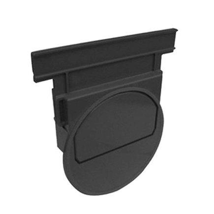 Nicoll Verschlusskappe, Modell Connecto 100, schwarz, für Art.-Nr. 254298, 254339 u. 254341