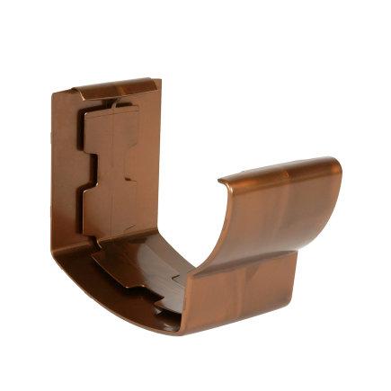Nicoll Ovation verbindingsstuk, pvc, koper, RAL 8007, 125 mm