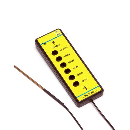 Horizont afrasteringstester, Isotester 10.000, 6 standen tot 10.000 V  default 435x435