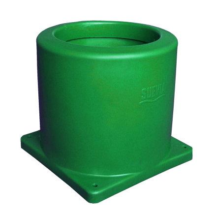 Suevia geïsoleerde thermobuis, l = 400 mm  default 435x435