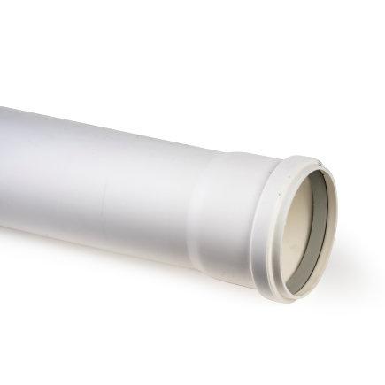 Ubbink verlengbuis, Rolux half CLV/Cascade, 80 mm, l = 250 mm