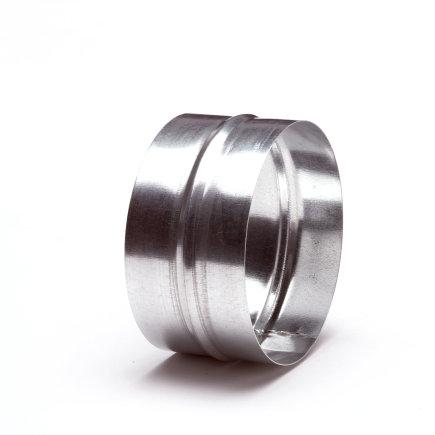 Spiraliet verbindingsstuk, voor buis, 2x verjongd spie, 355 mm  default 435x435