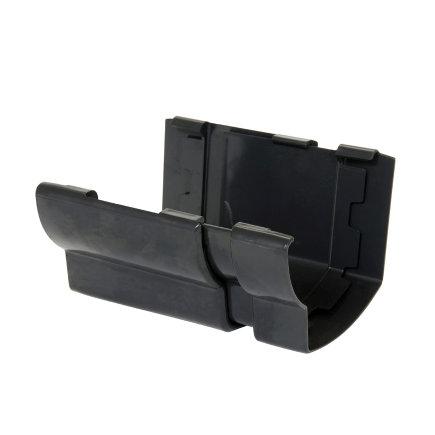 Nicoll Ovation Dehnungsausgleicher, PVC, anthrazit, RAL7016, 125mm