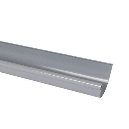 Nicoll mastgoot, pvc, lichtgrijs, RAL 7047, 70 mm, l = 4 m  default 435x435