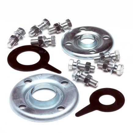 Ebara flenzenset, incl. bouten, moeren en epdm pakkingen, rvs 304, serie 3M, 32 x 50 mm  default 435x435