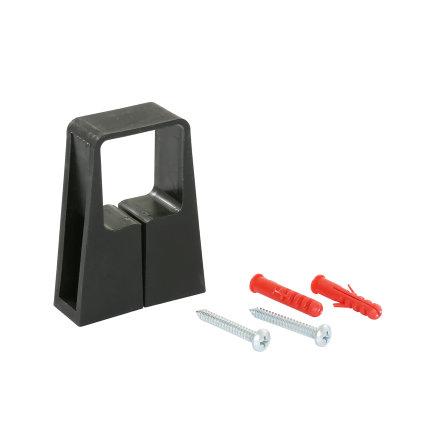 Klembeugel voor verdeelblok, voor wandmontage  default 435x435