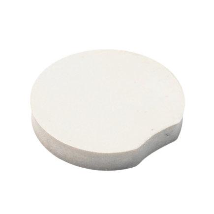 EAP ring voor vlotter met vlotterbal, kunststof, wit