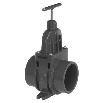 VDL pvc schuifafsluiter, 2x inwendig lijm, 50 mm  default 435x435