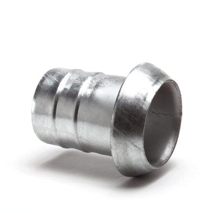 Dallai V-deel x slangtule, type C-Z, verzinkt, 133 x 125 mm