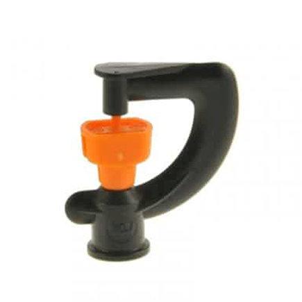 Dan sproeier, type 8966, Modulair, 360°, oranje nozzle 120 liter per uur  default 435x435