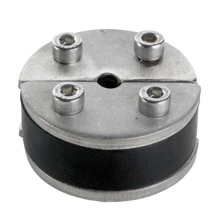 AUGA kabelsealer, Ø 50 mm, kabel Ø 6 - 10 mm