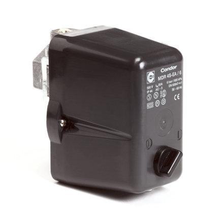 Condor drukschakelaar, MDR 4-met aan/uitschakelaar, 500 V  default 435x435