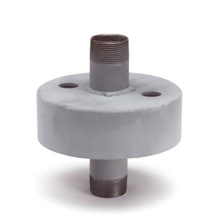 Ophangkap voor bronpomp, voor bron, diameter 125 mm