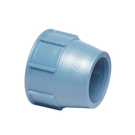 Unidelta wartelmoer, 25 mm