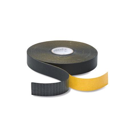 Armacell AF/Armaflex tape, op rol, zwart, breedte 50 mm, lengte 15 m, iso 3 mm