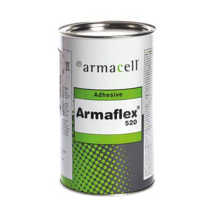 Armacell Armaflex lijm, type 520, blik à 0,25 liter, inclusief kwast aan dop