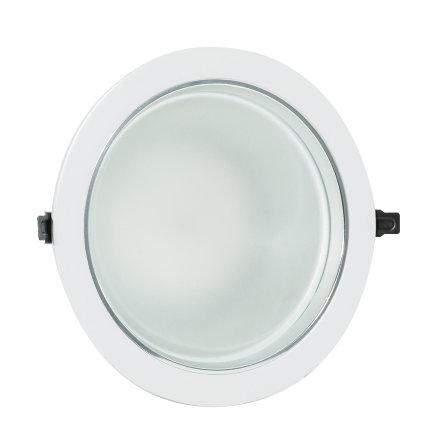 Adurolight® Premium Quality Line Classic led downlight, Agusti, wit, 30 W, 3000 K