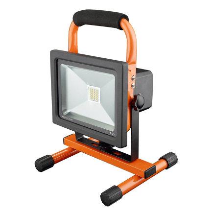 Adurolight® Quality Line led schijnwerper, oplaadbaar, Firmio Charge 20, 20 W, 4000 K  default 435x435
