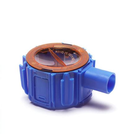 ABB inbouwdoos, multifunctioneel, MD4050, 5x 16/19/20 mm, diepte 50 mm