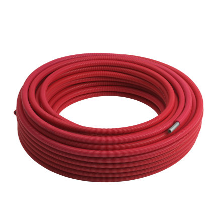 TECEflex Alupex buis, 20 mm, in mantel, rood, l = maximaal 50 m  default 435x435