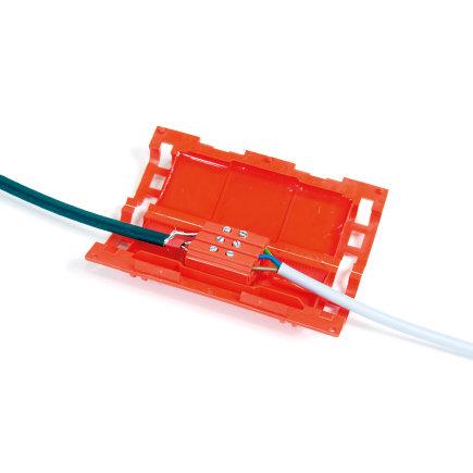 MAGNUM kabelverbinder  t.b.v. MAGNUM Trace, connectie T-verbinding + eindafdichting, IP67