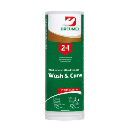Dreumex handreiniger patroon, t.b.v. One2clean dispenser, wash & care, 3 l  default 435x435