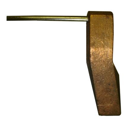 Hasmi penbout met 7 mm pen, 350 gram