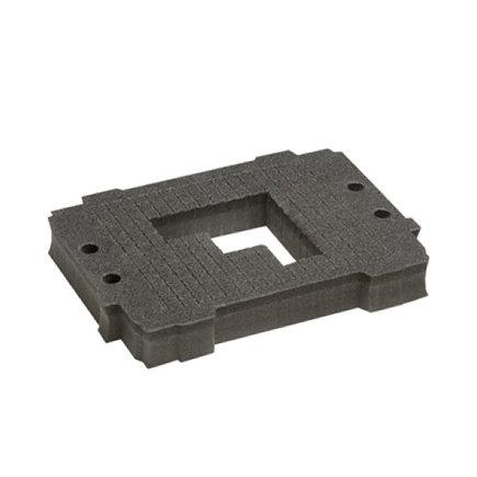 Hitachi/HiKOKI schuimrubber bescherming, t.b.v. opbergkoffer HSC, type I - IV, hard, 50 mm