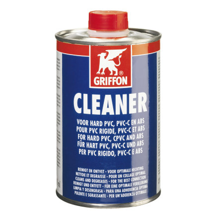 Griffon pvc cleaner, bus à 250 ml