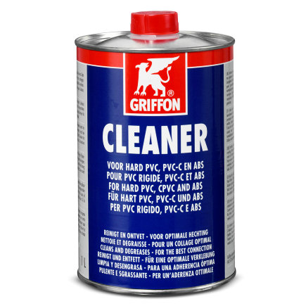 Griffon pvc cleaner, bus à 1000 ml